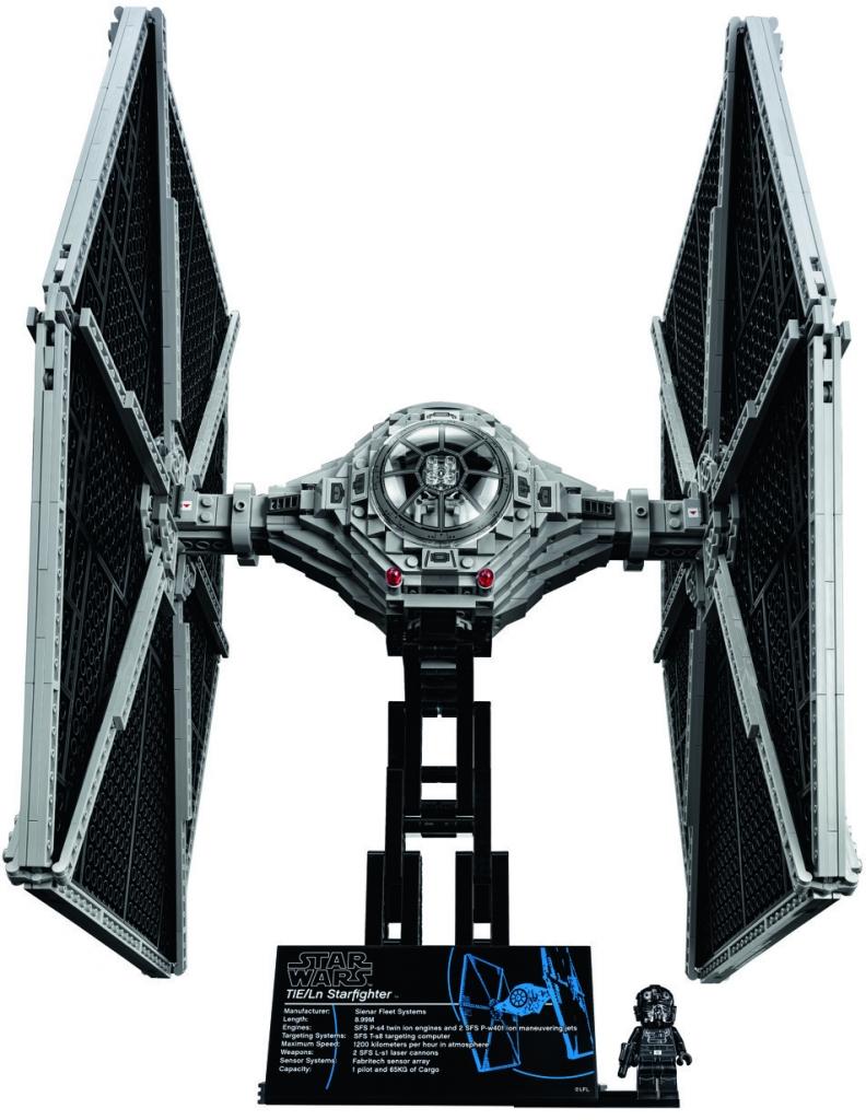 Lego Star Wars 75095 Exclusive TIE Fighter