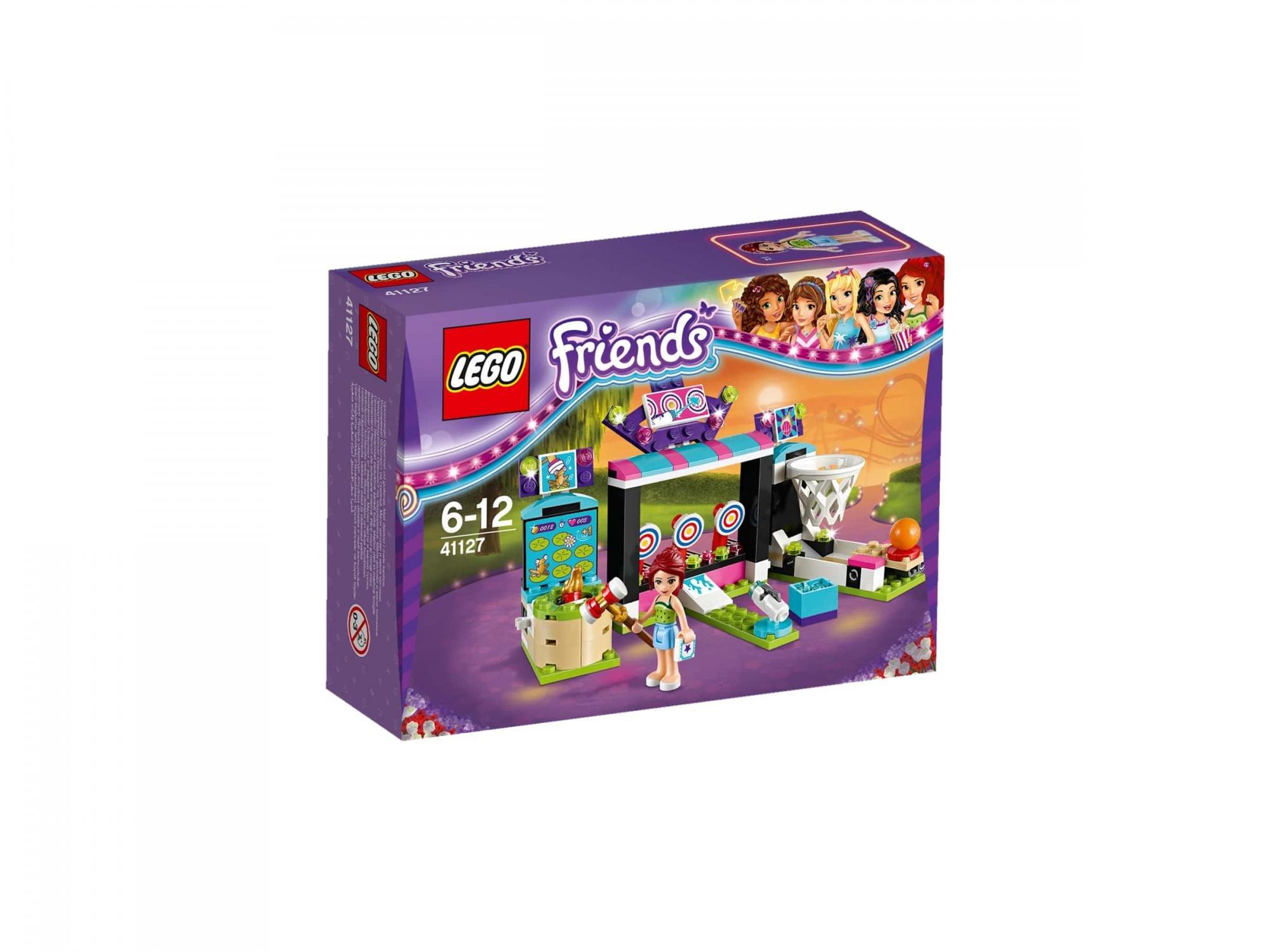 Lego FRIENDS 41127 Atrakce