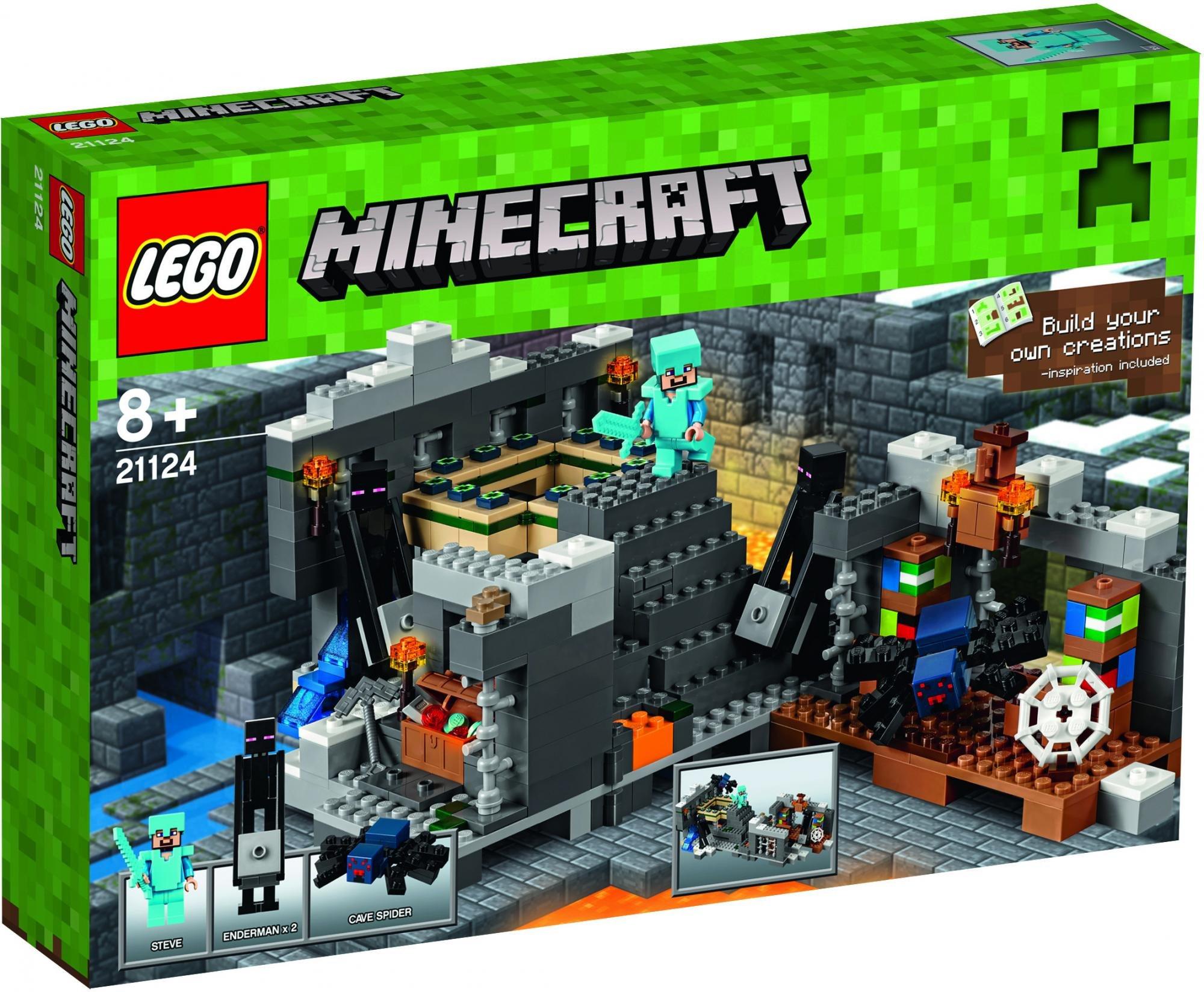 Lego Minecraft 21124 End Portal