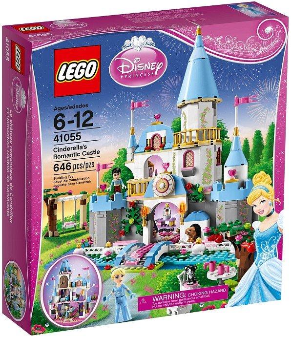 Lego Friends 41055 Popelčin romantický zámek