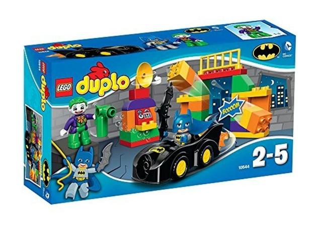 Lego Duplo 10544 Jokerova výzva