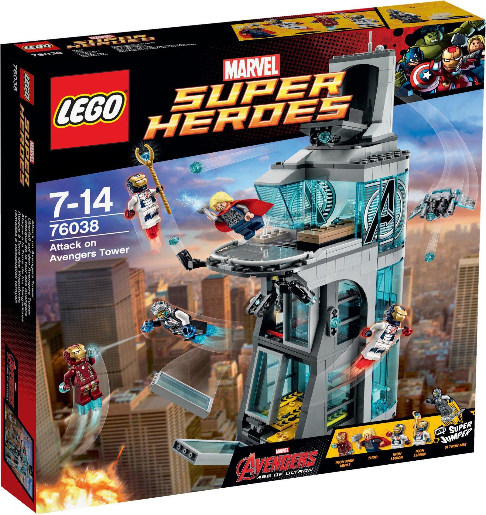 Lego Super Heroes 76038 Avengers nr. 5