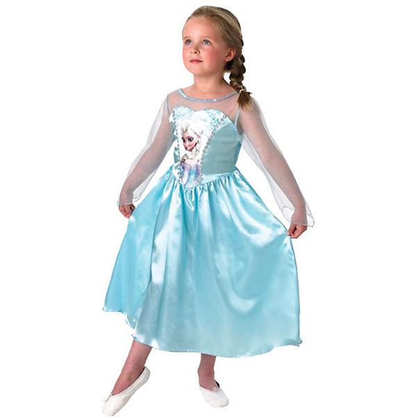 Kostým / šaty Frozen Ledové království Elsa