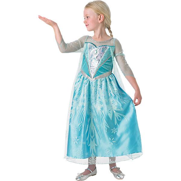 Kostým / šaty Frozen Ledové království Elsa premium
