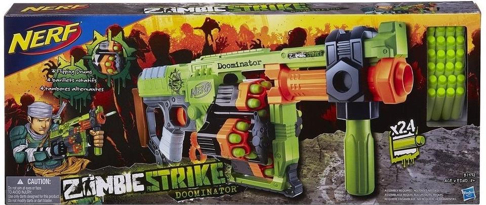 Hasbro Zombie Doominator Nerf B1532