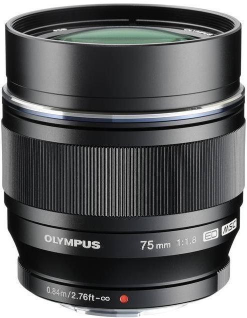Olympus 75mm f/1.8 M.Zuiko Digital