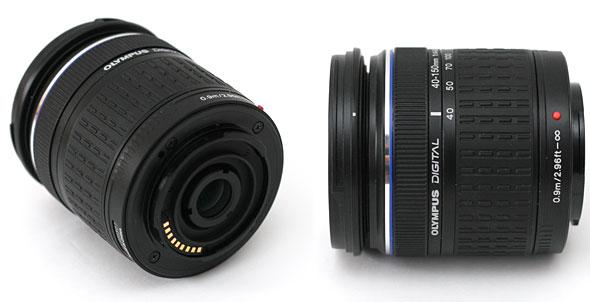 Olympus ED 40-150mm f/4-5.6