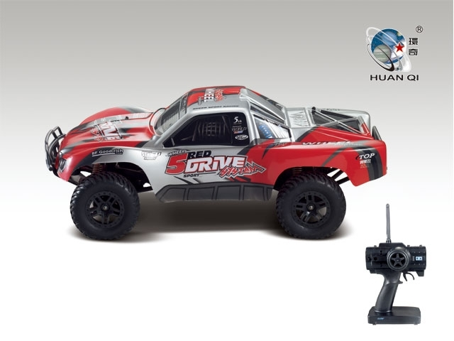 Huanqi RC 1:8 buggy 727 PRO 4WD 2,4GHz RTR
